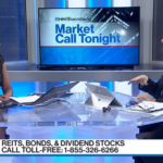 A screenshot of Market Call Tonight report